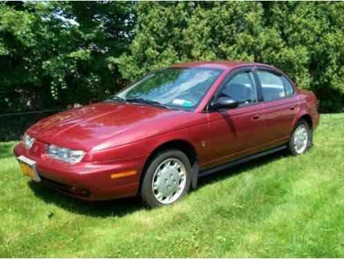 Saturn S-Series SL2 (1997)