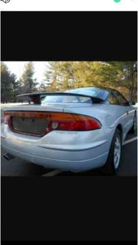 1998 Eagle Talon 165000