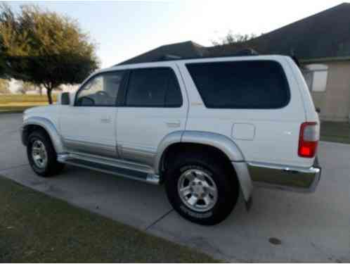 1998 Toyota 4Runner Gold Limited