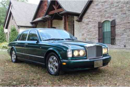 Bentley Arnage Sedan (1999)
