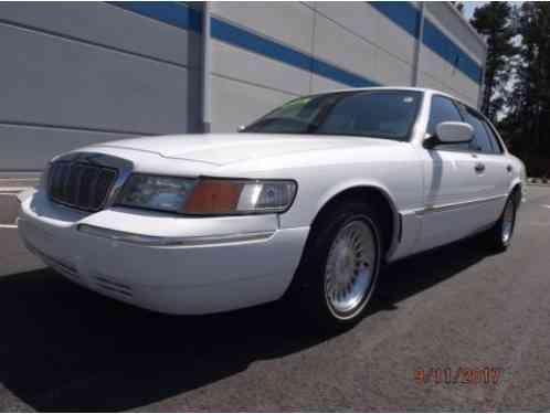 mercury grand marquis ls 1999 80 100 miles 4dr car 8 cylinder engine. Black Bedroom Furniture Sets. Home Design Ideas