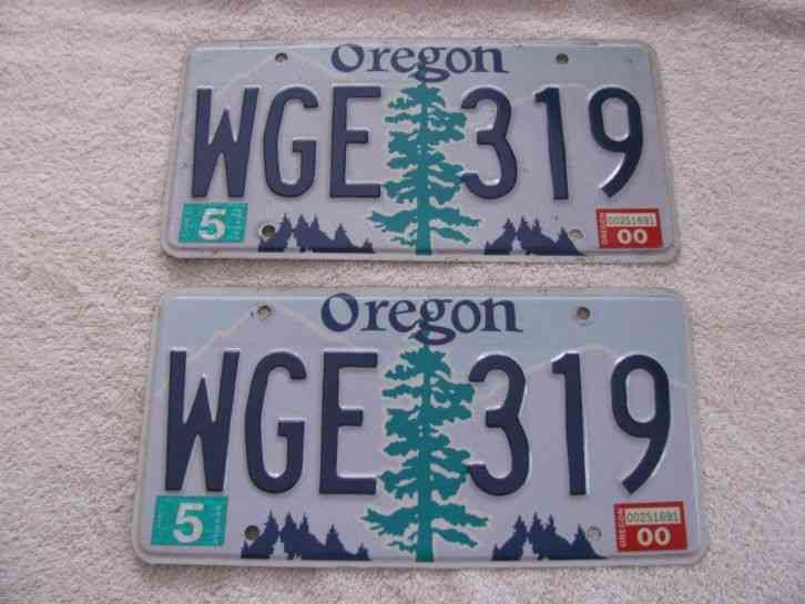Colorado License Plates For Classic Cars