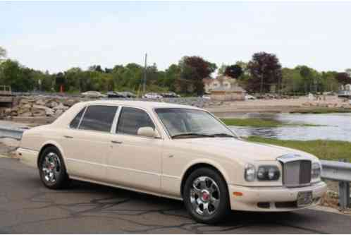 2001 Bentley ARNAGE LWB --