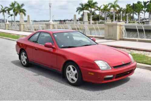 Honda Prelude Base 2dr Coupe (2001)