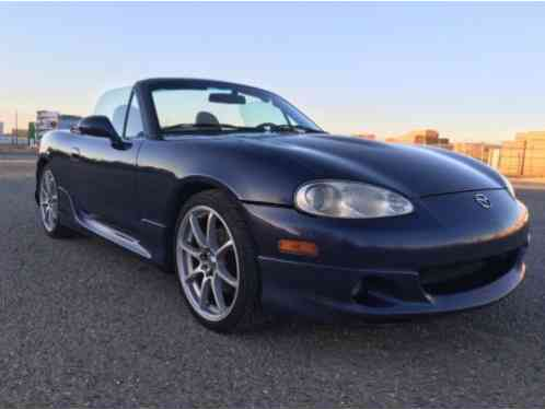 mazda mx 5 miata ls 2001 i am selling my the car has 243 747. Black Bedroom Furniture Sets. Home Design Ideas