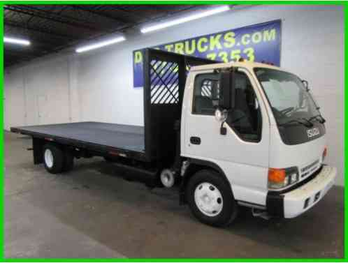Isuzu Other NPR 18' Flatbed (2002)
