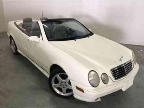 Mercedes benz clk class clk430 convertible 2002 call for 2002 mercedes benz clk class