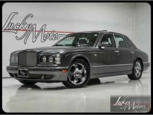2003 Bentley Arnage R Fully Serviced Low Miles Clean Carfax!