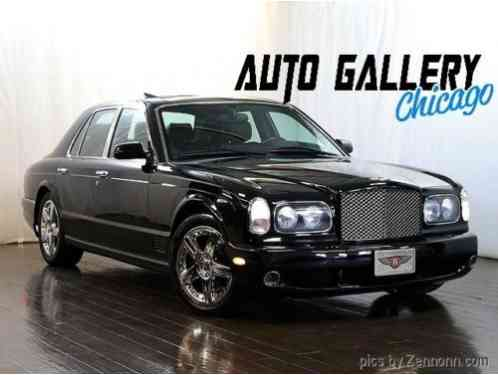 Bentley Arnage 4dr Sdn T (2004)