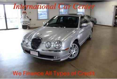 Jaguar S-Type 4. 2 (2004)