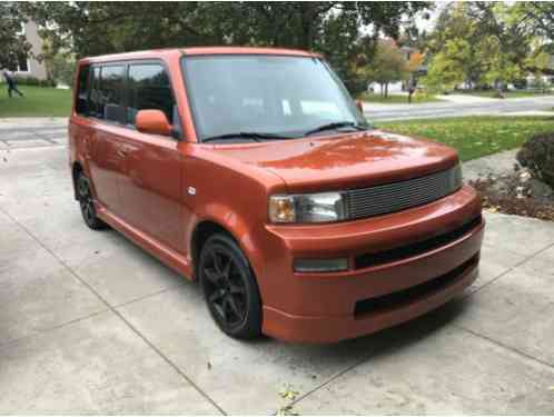 scion xb 5 door 2004 selling my rs1 limited edition in. Black Bedroom Furniture Sets. Home Design Ideas