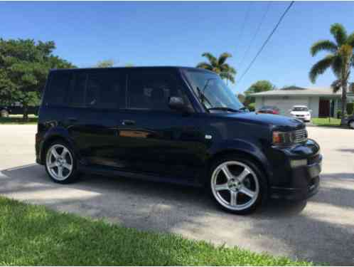 scion xb base wagon 4 door 2004 for sale trd one owner. Black Bedroom Furniture Sets. Home Design Ideas