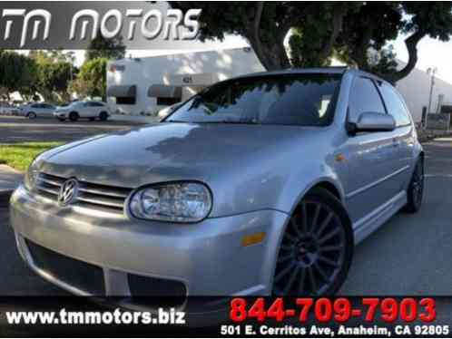 Volkswagen R32 Base AWD 2dr (2004)