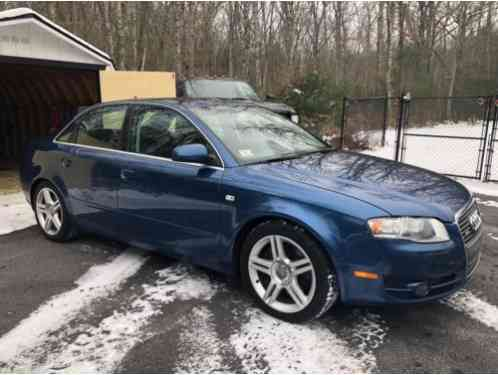 Audi A4 2. 0T package (2005)