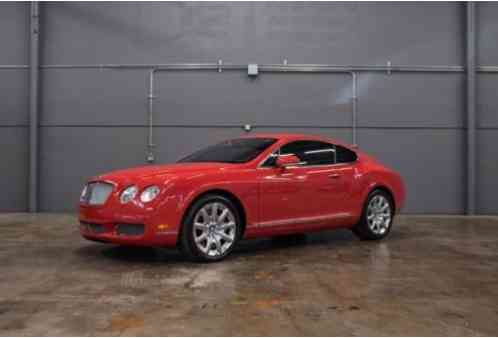Bentley Continental GT GT Coupe (2005)