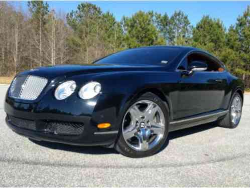 Bentley Continental GT (2005)