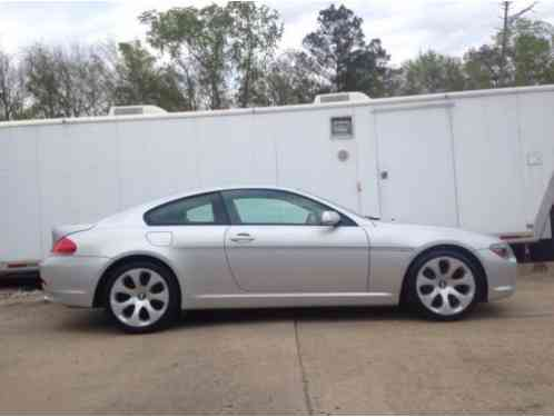 2005 BMW 6-Series Coupe 2 Door