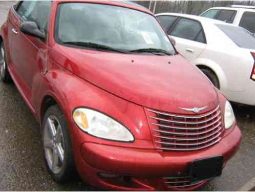 chrysler pt cruiser 2005 great deal gt turbo low miles. Black Bedroom Furniture Sets. Home Design Ideas