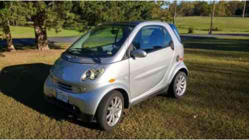 Smart Fortwo Passion 2dr (2005)