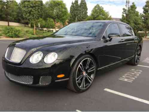 bentley continental flying spur 2011 speed edition upgrade. Black Bedroom Furniture Sets. Home Design Ideas