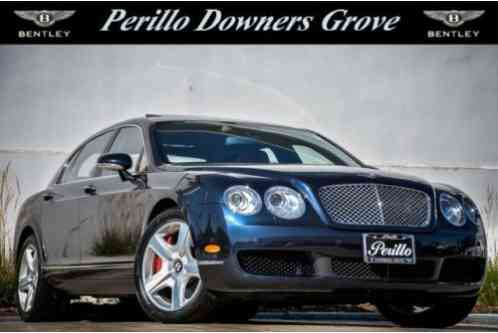 Bentley Continental Flying Spur -- (2006)