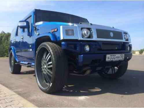 2006 Hummer H2 Executive Edition