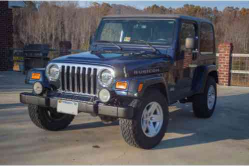 jeep wrangler rubicon price reduced 2006 garagekept very clean top. Black Bedroom Furniture Sets. Home Design Ideas