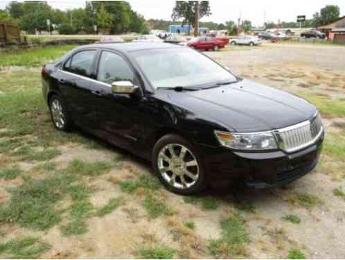 Lincoln MKZ/Zephyr Sedan 4D (2006)
