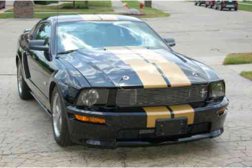 shelby shelby gt h hertz shelby 2006 mustang number 27 of. Black Bedroom Furniture Sets. Home Design Ideas