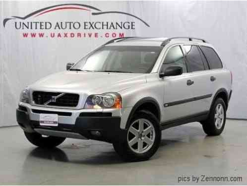 Volvo XC90 2. 5L Turbo AWD (2006)