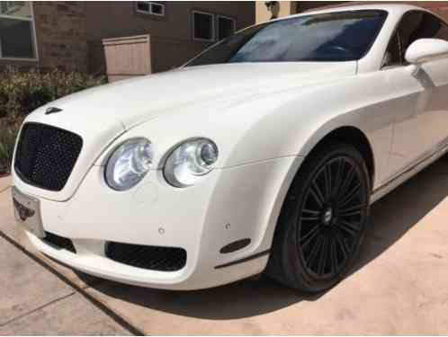 Bentley Continental GT C (2007)