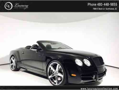 Bentley Continental GT Conv | (2007)