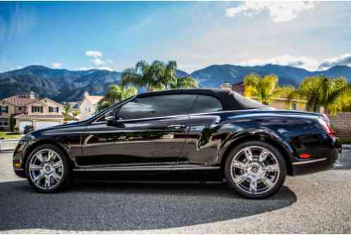 bentley continental gt convertible 2007 this beautiful c is in car for sale. Black Bedroom Furniture Sets. Home Design Ideas