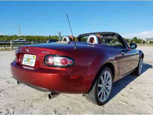 mazda mx 5 miata grand touring 2007 for sale is a mx5 5 speed manual. Black Bedroom Furniture Sets. Home Design Ideas