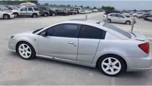 Saturn Ion REDLINE 3 (2007)
