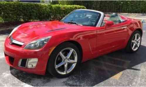 saturn sky red line convertible 2 door 2007 turbo 4 cylinders 2 0l. Black Bedroom Furniture Sets. Home Design Ideas