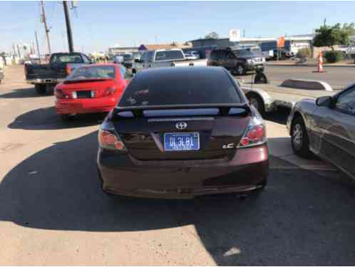 Scion tC Base Coupe 2-Door 2007, Bought from IAAI auction ...