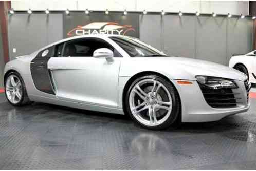 Audi Other Base Coupe 2 Door 2008 R8 Vital Information