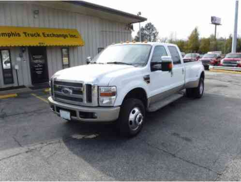 Ford F-350 King Ranch Crew Cab (2008)