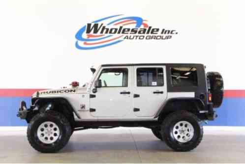 Jeep Wrangler Unlimited Rubicon (2008)