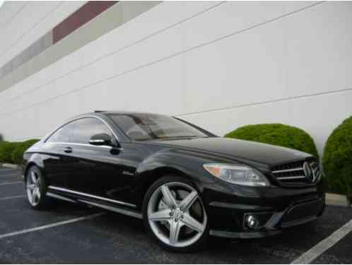 Mercedes benz cl class amg 2008 top of the line 6 3 for Mercedes benz top of the line