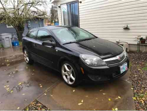 saturn astra xr 2008 rare 2 door only imported in and 2009 this was. Black Bedroom Furniture Sets. Home Design Ideas