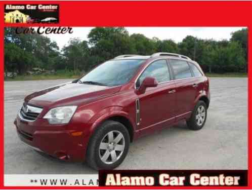 Saturn Vue 2008  101580 Miles Red Vin
