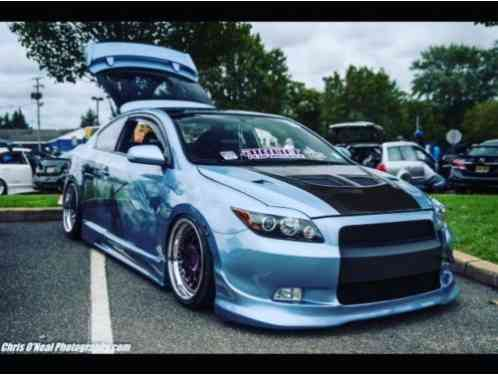 scion tc 2008 this is a one of a kind show winning car. Black Bedroom Furniture Sets. Home Design Ideas