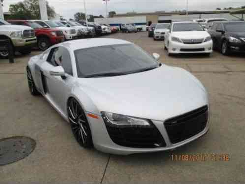2009 Audi R8 quattro AWD 2dr Coupe 6A
