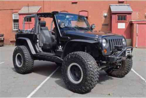 Jeep Wrangler X Sport / Modified (2009)