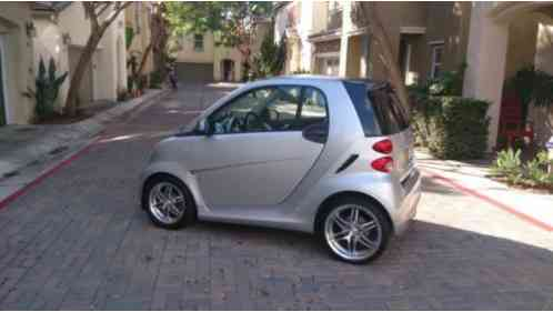 Smart Fortwo Brabus (2009)