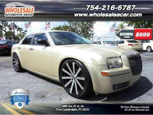 Chrysler 300 Series -- (2010)