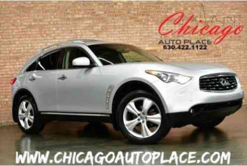 2010 Infiniti FX AWD NAVI TOP VIEW CAMERAS LEATHER HEATED/COOLED SE