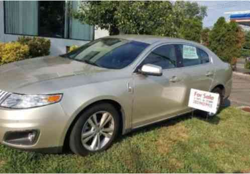 lincoln mks 2010 gold with 22000 miles available now exterior. Black Bedroom Furniture Sets. Home Design Ideas
